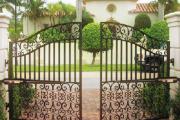Automazione cancello in Villa a Como