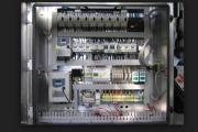 Cablaggio di quadro comandi industriale