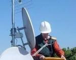 Controlli puntamento antenne e parabole con strumenti avanguardia