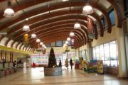 Impianto di illuminazione centro commerciale