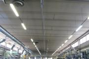 Impianto elettrico di illuminazione a Milano