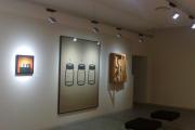 Impianto luci studiato per galleria artistica a Modena