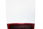 Sirena ELEDEF  L è un dispositivo di allarme altamente versatile che, integrato con l'host di allarme Meian, permette di utilizzare il prodotto in modalità wireless.  Difende e supporta l'uso della voce, funziona come allarme luminoso e può giocare un triplo ruolo di aiutare e trattenere.  Progettato per non essere manomesso, ha un aspetto tutto nuovo: bello, rumoroso, adatto per l'installazione in corridoi, porte e finestre, residenze familiari, uffici, fabbriche, magazzini e altri luoghi.  CARATTERISTICHE TECNICHE  - Codice: Sirena ELEDEF L  - Allarme Suono: circa 100dB  - Consumo Corrente statica: 0,8mA  - R / T distanza: 80m (in piano)  - Tensione: 6V.  - Corrente allarme: 500 mA  - Frequenza di ricezione e trasmissione: 8n8MHz  - Con i batterie alcaline: Modello D da 1.5V  - Completamente automatizzata ed auto alimentata per lavorare con tutti sistemi     ELEDEF - Dimensioni: 290 x 200 x n5 mm  - Peso: 1,350 Kg  - Durata in stand-by fino a 2 anni